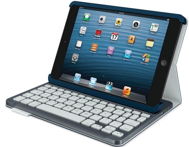 Logitech Ultrathin Keyboard Blau   dank Cashback für effektiv 9€   wieder da!