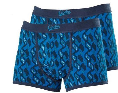 CECEBA Across   Herren Doppelpack Pants für je Set 19,95€