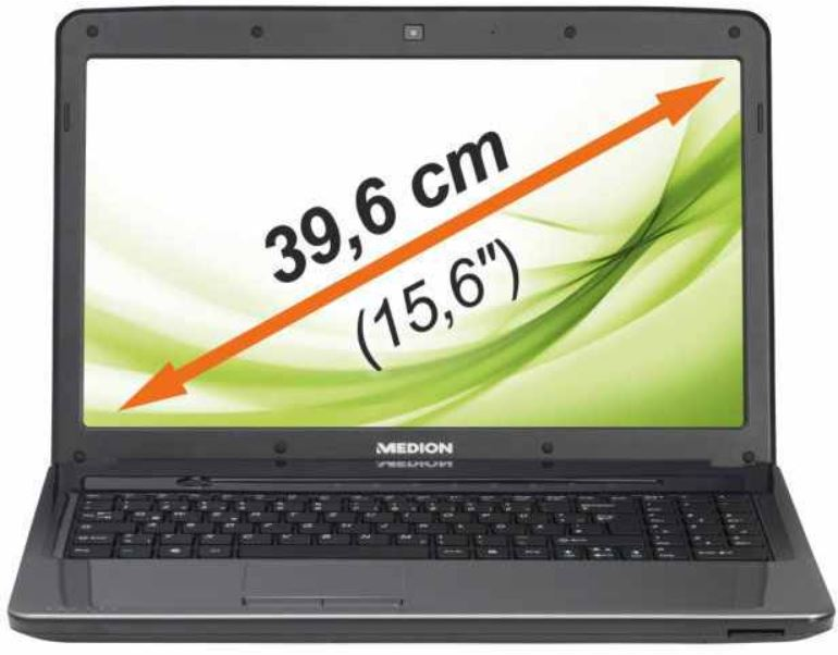 MEDION AKOYA E6234 MD 99236   15,6 Notebook non glare Display, core i3, Windows 8 für nur 279,99€