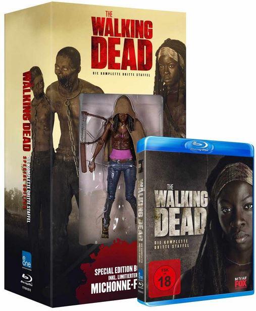 The Walking Dead   dritte Staffel 55,97€ und mehr Amazon Winterdeals [Tag3]