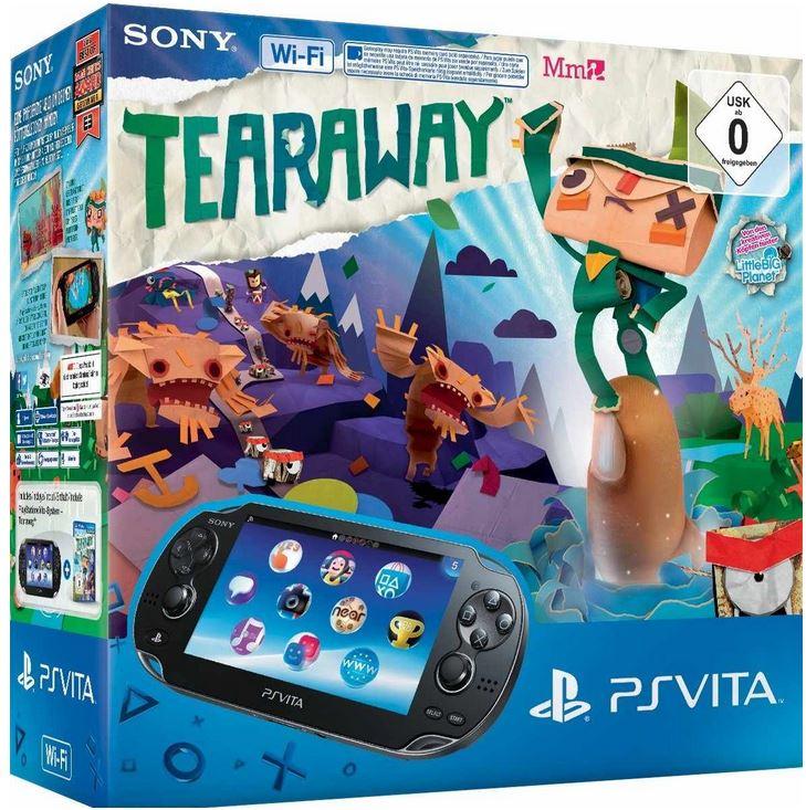 PS Vita mit Tearaway für 149€ und andere Amazon Konsolen Deals