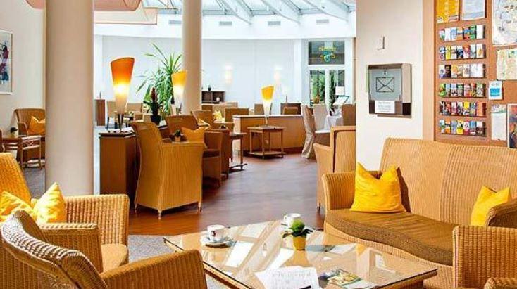 2 Personen 2 Nächte im 4* Parkhotel Rügen in Bergen auf Rügen (Nebensaison) für 99€