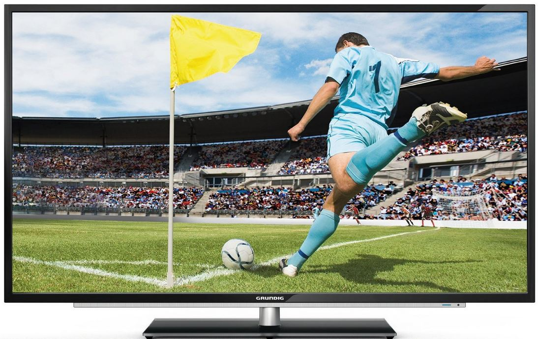 Grundig 42VLE 922 BL   3D 42Zoll triple Tuner TV für 399,99€   wieder da!