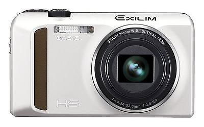 Casio Exilim EX ZR400 für 111€   16MP Digitalkamera