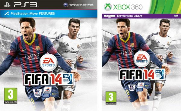 FIFA 14 für Xbox 360 und PS3 für je 30,08€