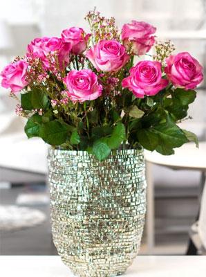 Rosenstrauß bei Miflora für 18,90€ statt 29,90€