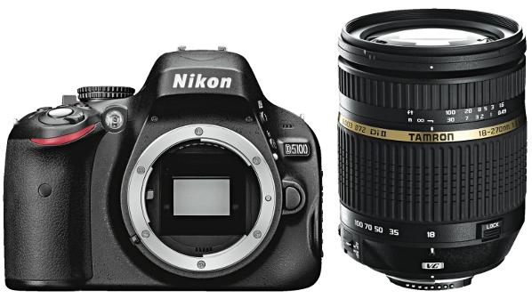 Update! Nikon D5100 Kit 18 55mm für 313,47€   16MP DSLR