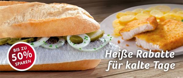 Neue Coupons für Nordsee Restaurants   Rabatte bis zu 50%