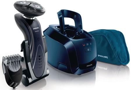 Philips RQ1195/22 für 153,76€ – Trocken  und Nassrasierer mit Reinigungsstation