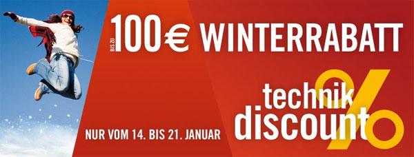 Bis zu 100€ Rabatt auf Vorführ  und Gebrauchtware bei cyberport