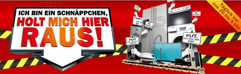 GoPro Hero3 Silver Edition für 199€ und mehr im MediaMarkt Schnäppchencamp!