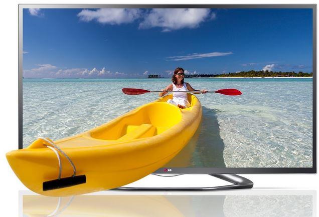 LG 47LA6418   47er 3D WLan Smart TV mit triple Tuner für nur 579€