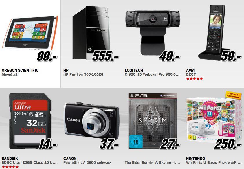 Fast & Furious – 6 Movie Collection [Blu ray] für 35€ und mehr im MediaMarkt Schnäppchencamp