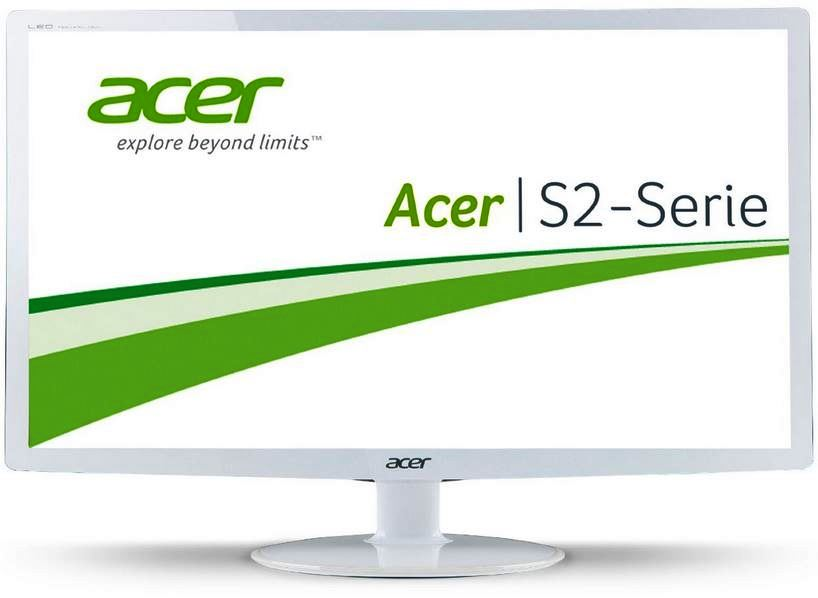 Acer S242HLCWID 24 Zoll Slim LED Monitor und mehr Amazon Blitzangebote