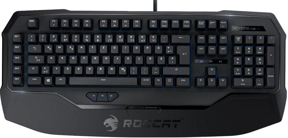 Roccat Ryos MK Advanced Tastatur für 83€ und mehr Amazon Blitzangebote