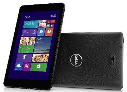 DELL Venue 8 Pro   Windows 8.1 Tablet mit 32GB für 99€ inkl. Versand   Update!