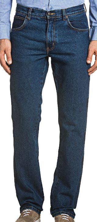 Wrangler Stretch Jeans   2 Modelle in dunkelblau für je 49,95€ wieder da!