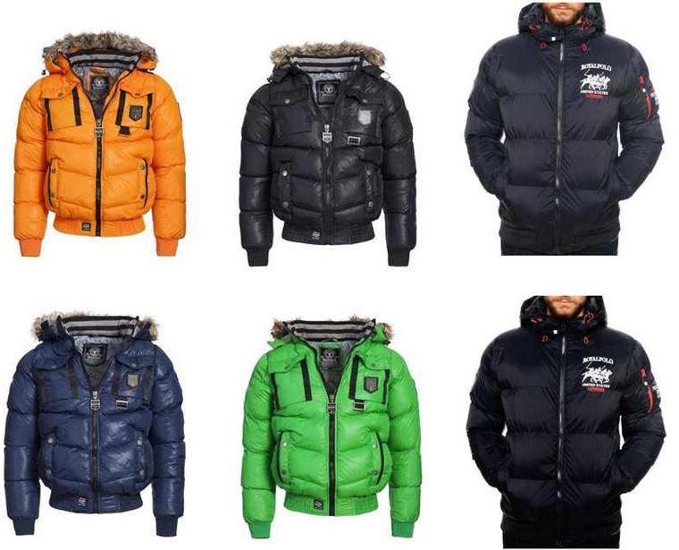 Geographical Norway   Herren Winter Jacken für je 69,90€