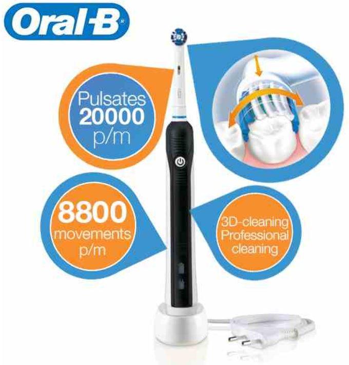Oral B TriZone 700   Limited Black Edition für 35,90€