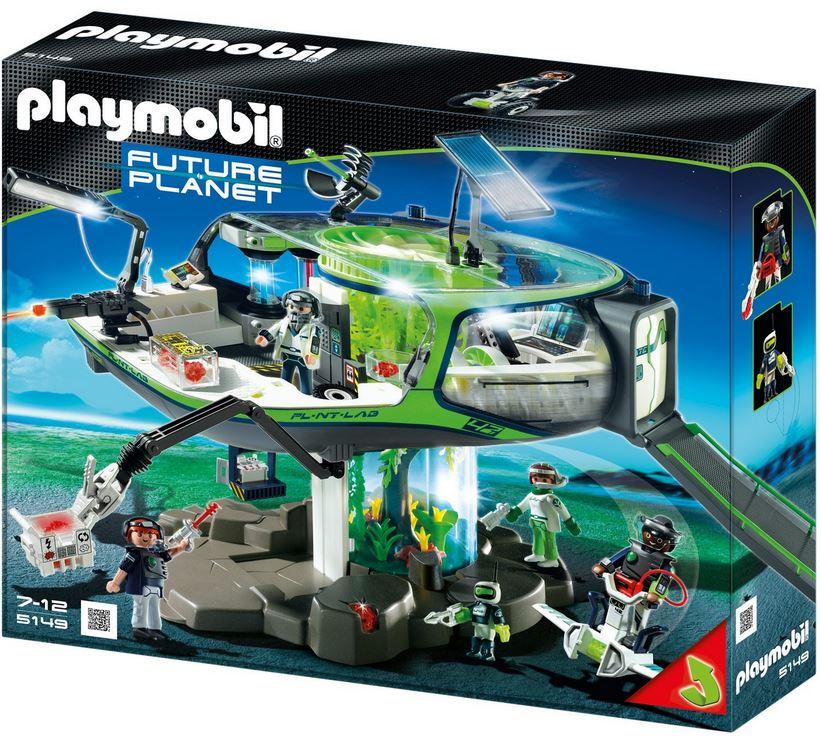 PLAYMOBIL Future Planet Serie   Set E Rangers Future Base 5149 für 35,99€