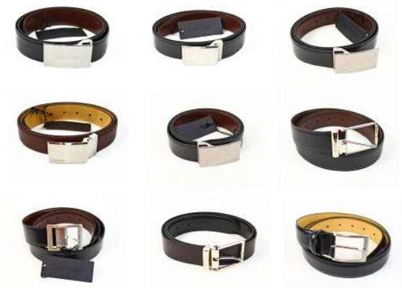 Calvin Klein   Herren längenverstellbare Ledergürtel für je 27,99€   wieder da!
