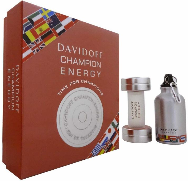 Davidoff Champion Energy Giftset bei den Amazon Blitzangeboten