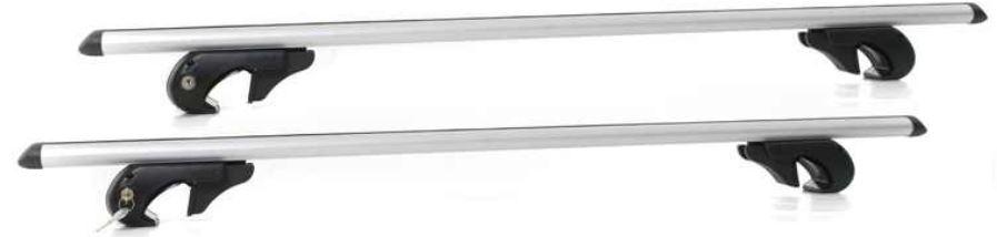 ALU Dachträger Relingträger für 39,99€ & 4er Set LUX.PRO E27 LED LAMPE 12W für je Set 24,99€
