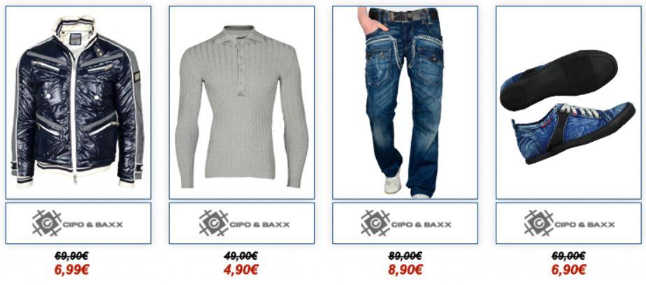 Cipo & Baxx, Clay Shoes und Doramafi Sale mit 90% Rabatt @ Hoodboyz
