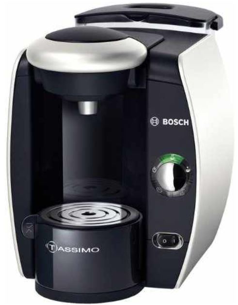 Bosch TAS4011 Tassimo T40 mit 40€ my Tassimo Gutschein für 39€