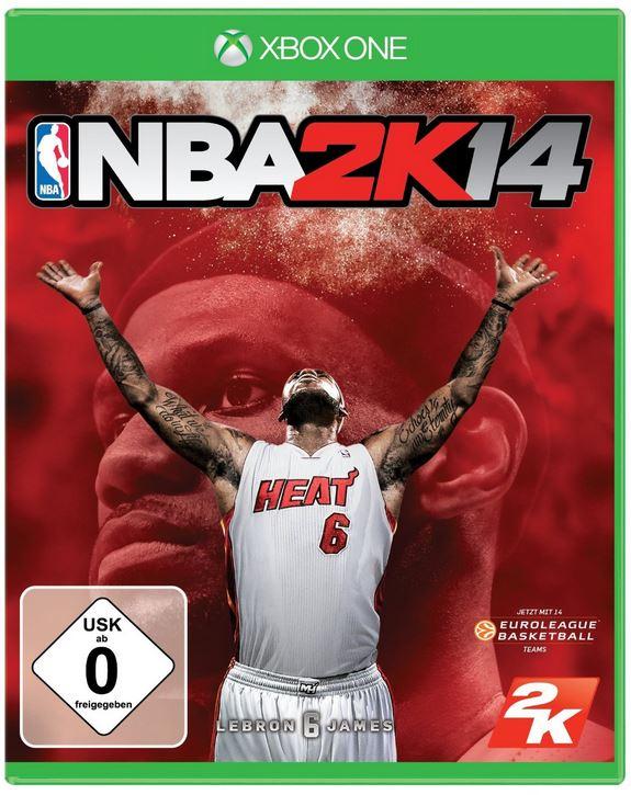 NBA 2K14 für Xbox One für 30,50€   Update