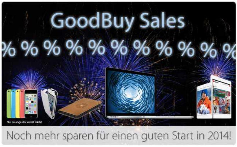 Apple Produkte mit 10% Rabattcode im m store   Knaller!