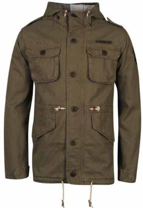 Ringspun Jacket für 37,49€ & Jack & Jones Panama Jacket für 22,49€ je inkl. Versand