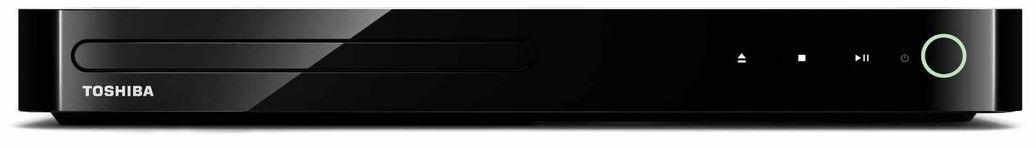 Toshiba BDX5400KE   3D Blu ray Player mit WLan und USB für 84,90€