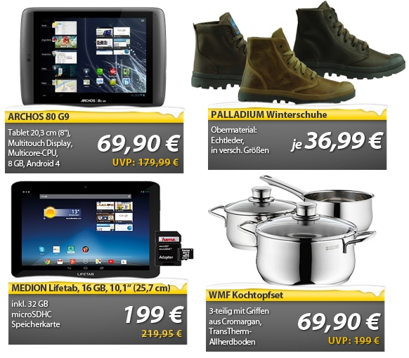 OHA Deals von MeinPaket