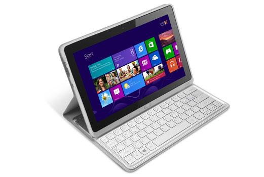 Acer Iconia Tab W701 für 621,04€   11,6 Convertible Tablet mit i5 Prozessor und 120GB SSD