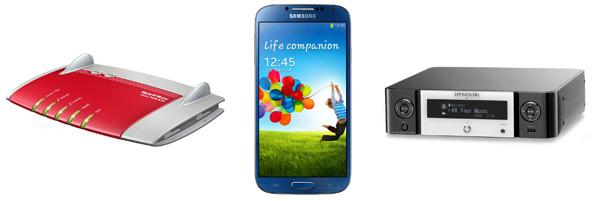 Samsung Galaxy S4 und mehr in den Amazon Blitzangeboten ab 18 Uhr