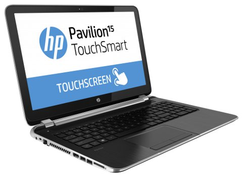 HP Pavilion 15 n025sg für 499€ – Notebook mit Touch Display, 8GB RAM und i5 4200U