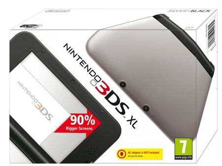 Update! Nintendo 3DS XL Yoshi Edition für 162,09€   3D Handheld Spiel Konsole