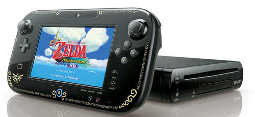 Update! Nintendo Wii U Konsole für 203,99€   im Premium Pack mit The Legend of Zelda: The Wind Waker HD
