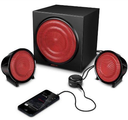 Speedlink Jugger 2.1 für 36,68€   2.1 Lautsprecher System