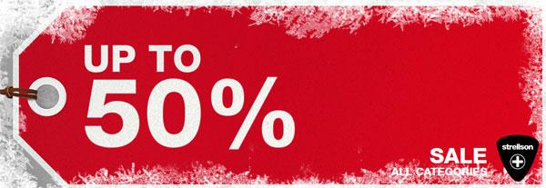 Sale bei Strellson   bis zu 50% Rabatt + 20€ Newsletter Gutschein
