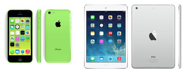 Telekom Complete Comfort M – Allnet Flat mit iPhone 5c und iPad Mini Retina für monatlich 48,70€