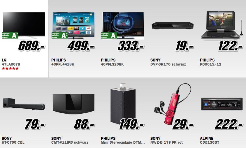 Dyson DC 19 T2 Total Reach für 222€ und mehr richtig gute MediaMarkt Angebote: Alles Muss Raus
