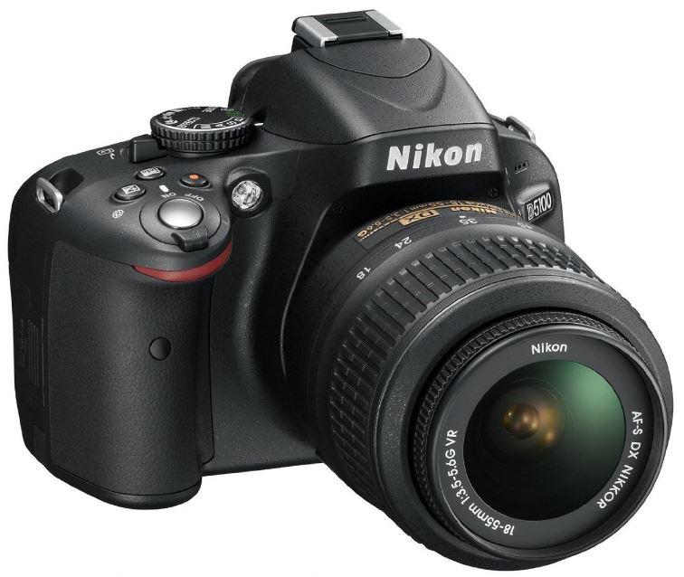 Nikon D5100 SLR Digitalkamera ab 379€ und mehr SATURN Super Sunday Angebote