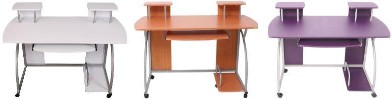 Jugend Büro   Schreibtisch Ohio für 39,99€ inkl. Versand
