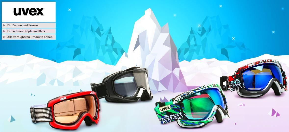 Tipp! Exklusiver 8€ Gutschein für Vente Privee   UVEX Ski und Snowboardbrillen & CARRERA Brillen Sale