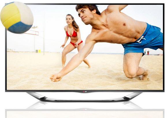 LG 55LA6918   55 Cinema 3D WLan Smart TV inkl. 3D Camcorder für 899,99€