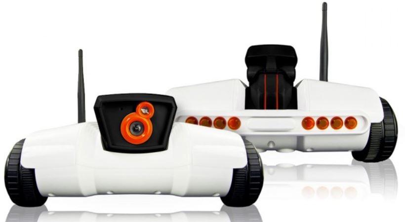 Logicom Spy C Tank mit Kamera für Apple und Android Smartphones & Tablets für 49,99€