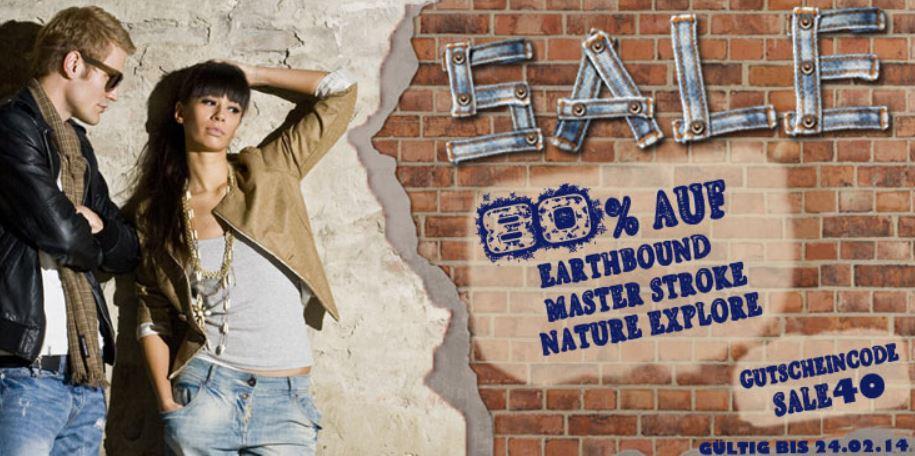 Earthbound, Master Stroke und Nature Explorer mit 80% Rabatt bei den Hoodboyz!