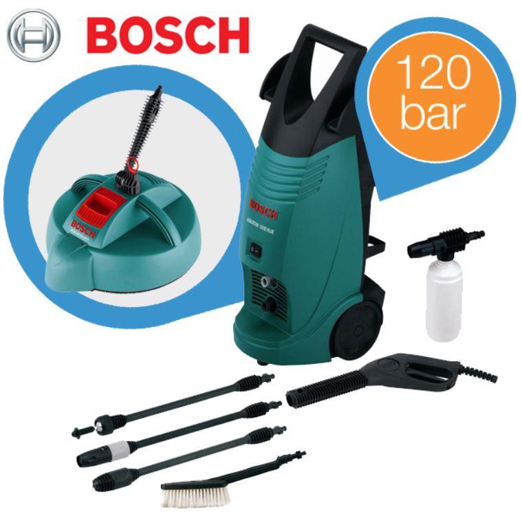 Bosch Aquatak 1200 Plus Hochdruckreiniger Mit Viel Zubehor Wie